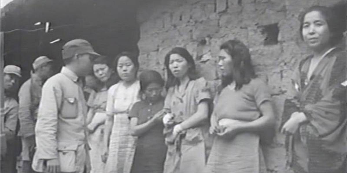 """Sale a la luz el supuesto primer video de las """"esclavas sexuales"""" coreanas durante la II Guerra Mundial"""