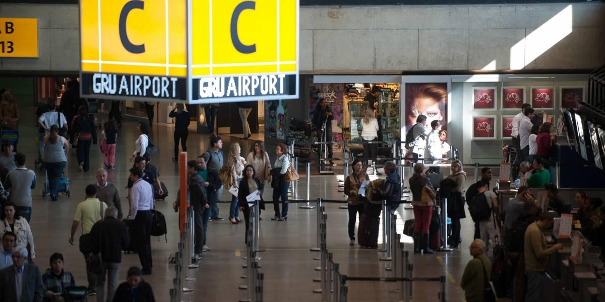 Saiba como chegar até o aeroporto de Guarulhos gastando pouco mais de R$ 6