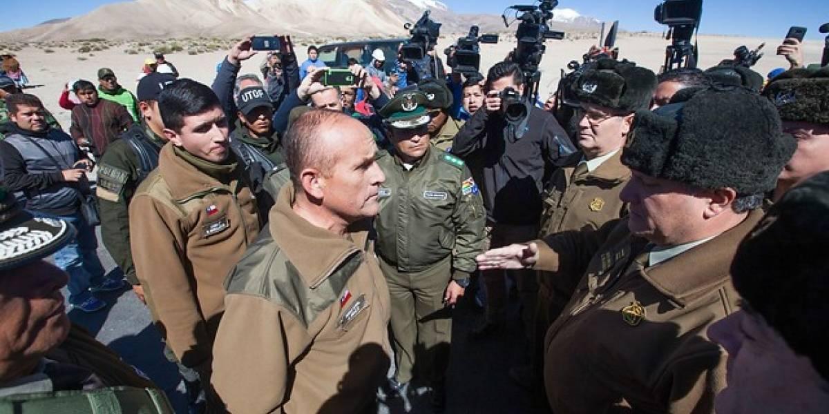 """Canciller Muñoz: fue """"decisión atinada"""" de Bolivia dejar en libertad a los carabineros"""