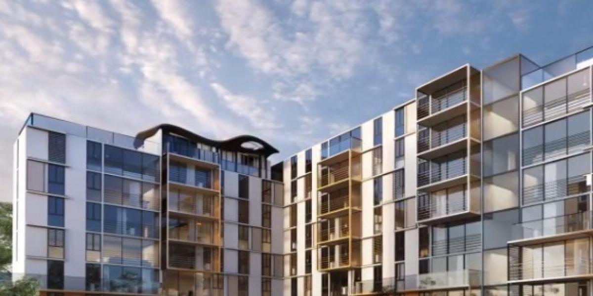 Construirán apartamentos de lujo en zona 14