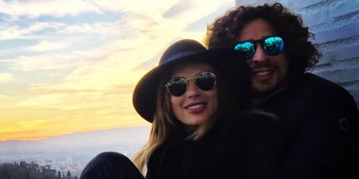 FOTOS. Así fue la romántica boda de 'Memo' Ochoa en Ibiza