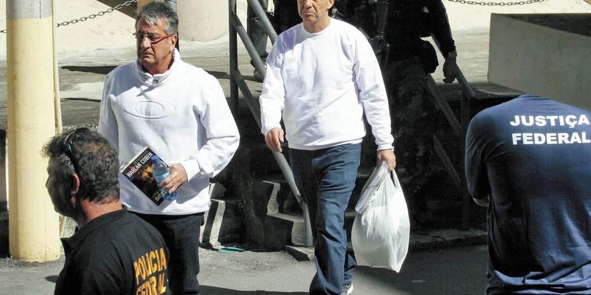 Cabral é condenado a 13 anos por lavagem de dinheiro na compra de joias