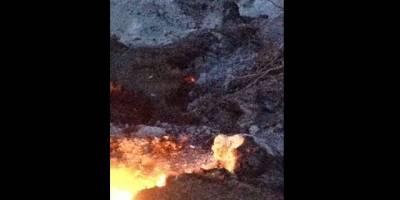 Ejército resguarda cancha de futbol en Michoacán por actividad geotérmica