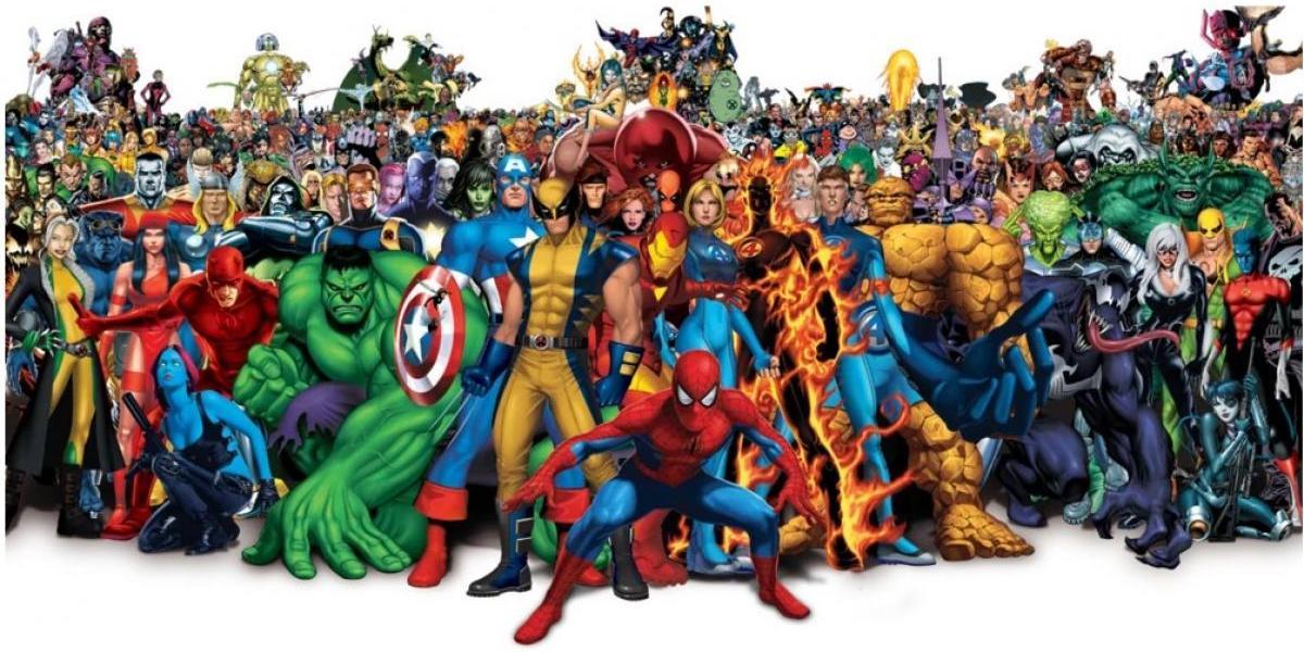 Marvel creará el primer superhéroe chino