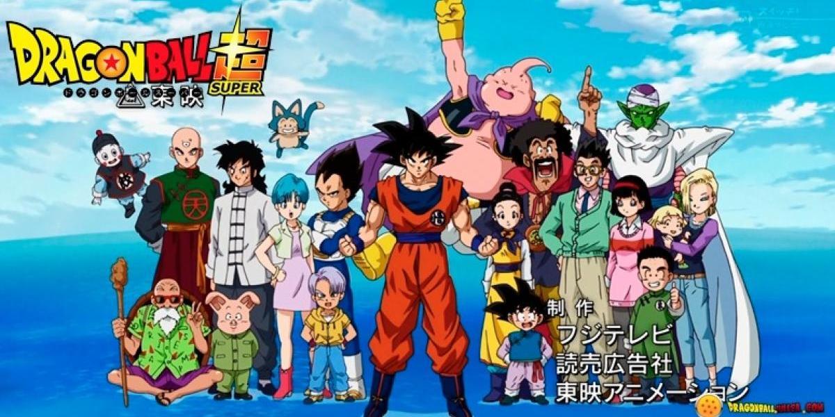 Dragon Ball Super ya fue doblada al español