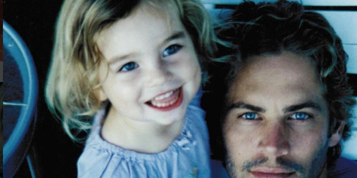 La hija de Paul Walker volvió a Instagram y se convirtió en modelo