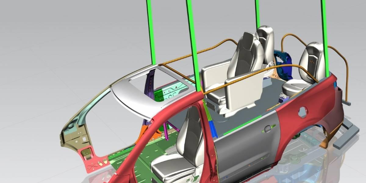 El Papamóvil que usará Francisco en Colombia será un Chevrolet Traverse