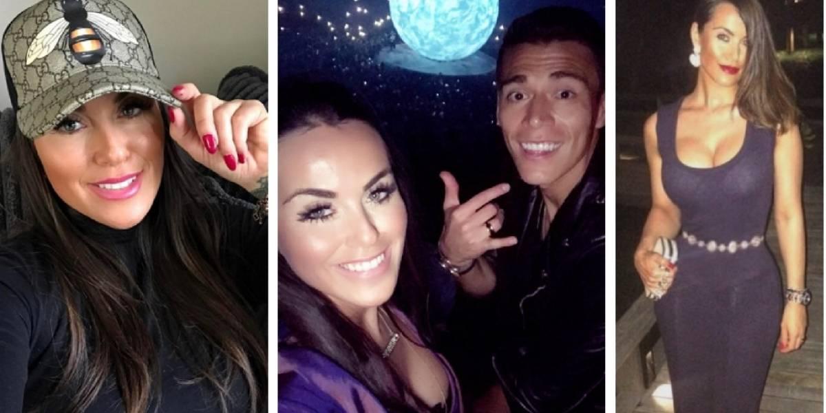 VIDEO: Esposa de Héctor Moreno luce cuerpazo en Instagram