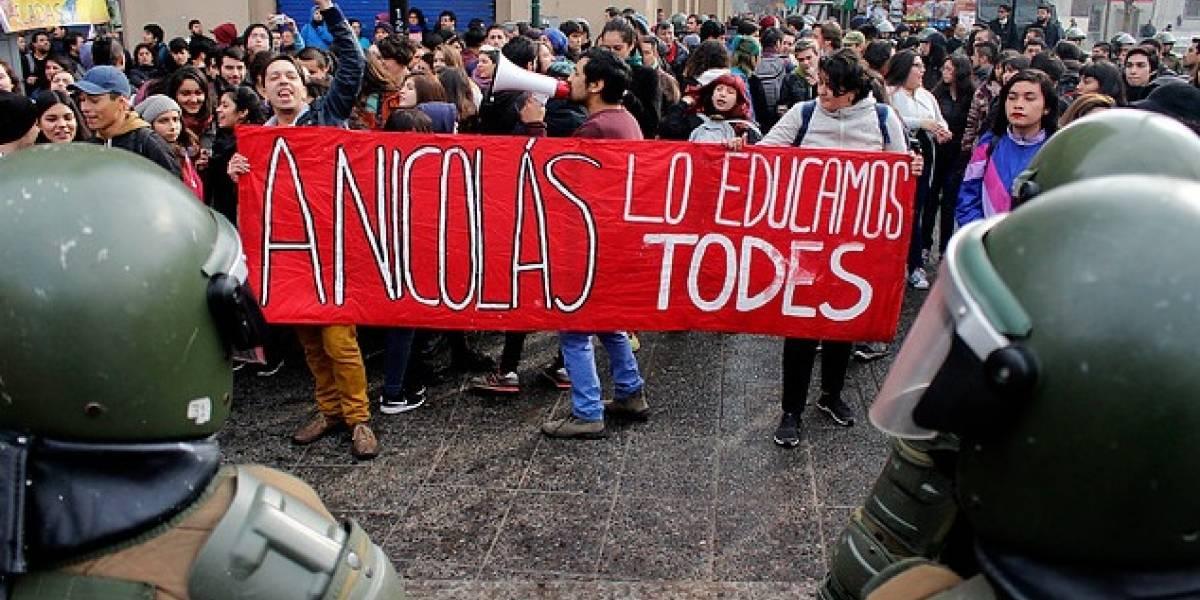 Maratón de protestas en el centro: ¿por qué se juntaron todas las manifestaciones?