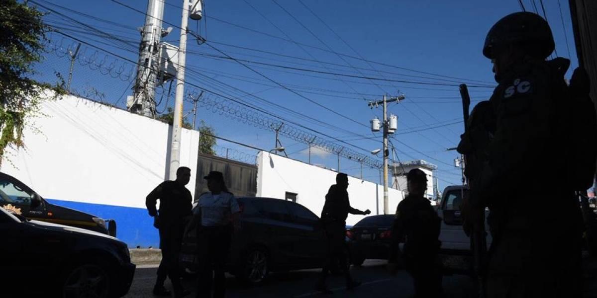 Continúa seguridad perimetral en Las Gaviotas