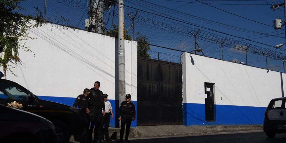 Reportan presencia policial en alrededores del centro correccional Las Gaviotas
