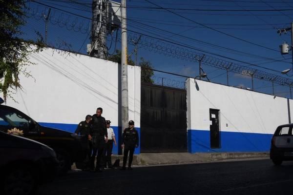 centro correccional Las Gaviotas
