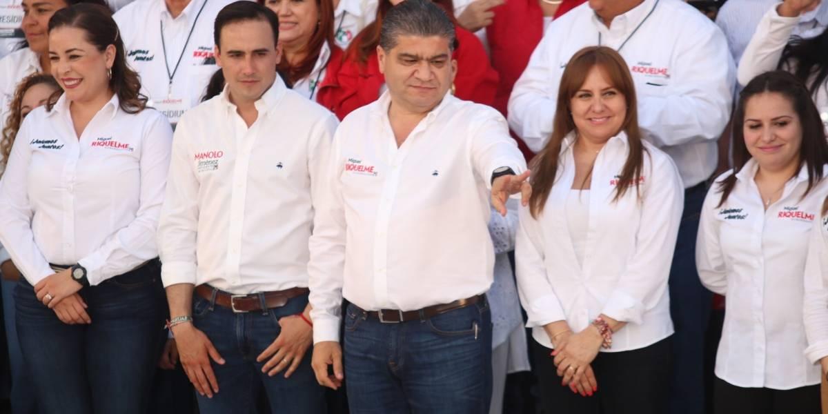 Miguel Riquelme no rebasó los topes de campaña: Ochoa