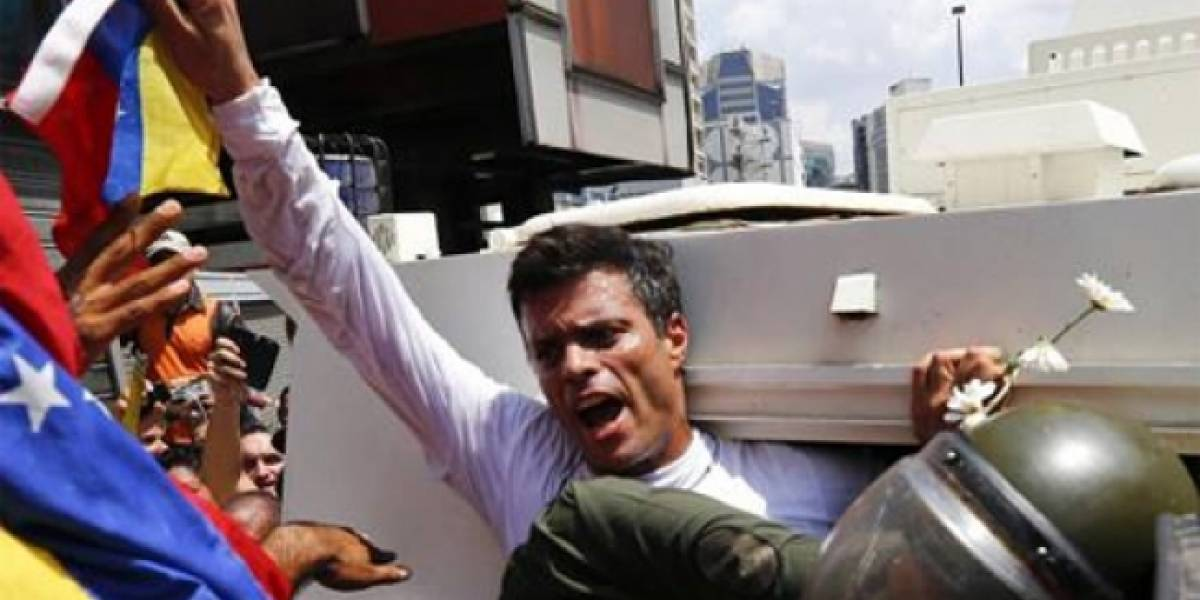 Tras salida de Leopoldo López aún quedan 419 presos políticos en Venezuela