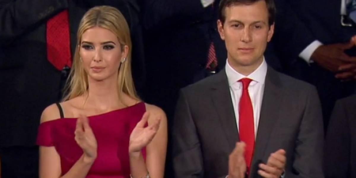 Trump defiende que su hija lo sustituyera en reunión del G-20