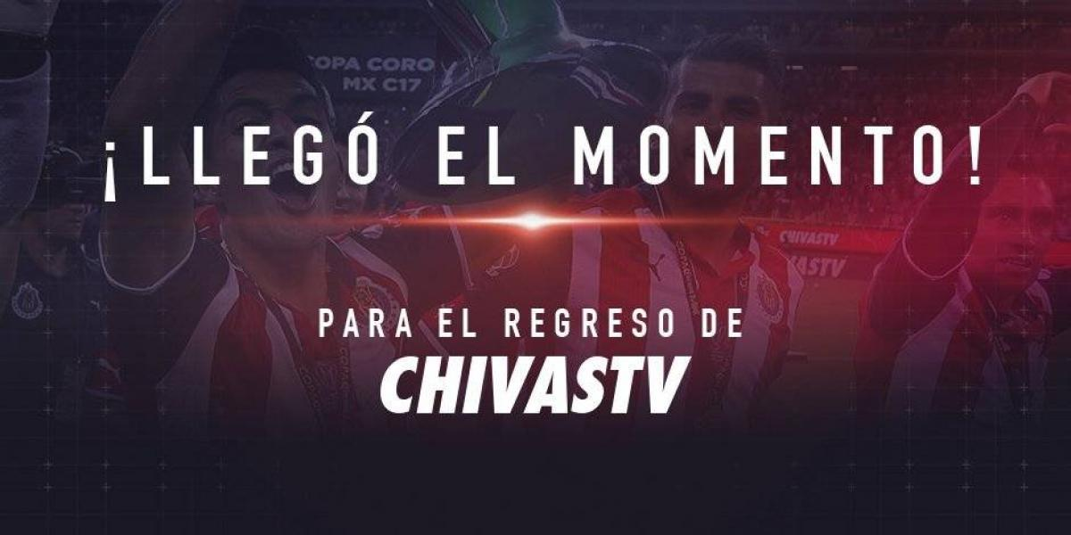 El Rebaño lanza Chivas TV 2.0 y a un menor precio