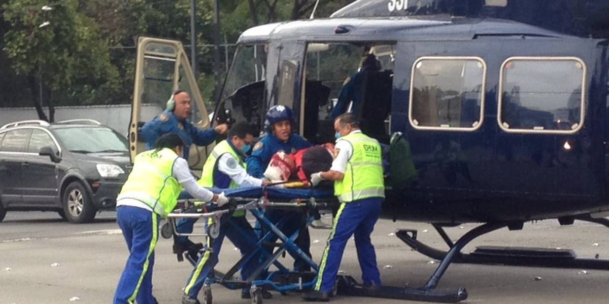 Balean a policía que intentó frustrar asaltó en la CFE Coyoacán