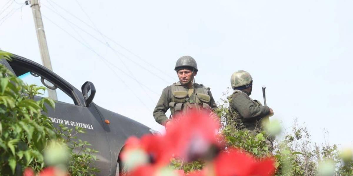 Ejecutivo prorroga por segunda ocasión el estado de Sitio en Ixchiguán y Tajumulco