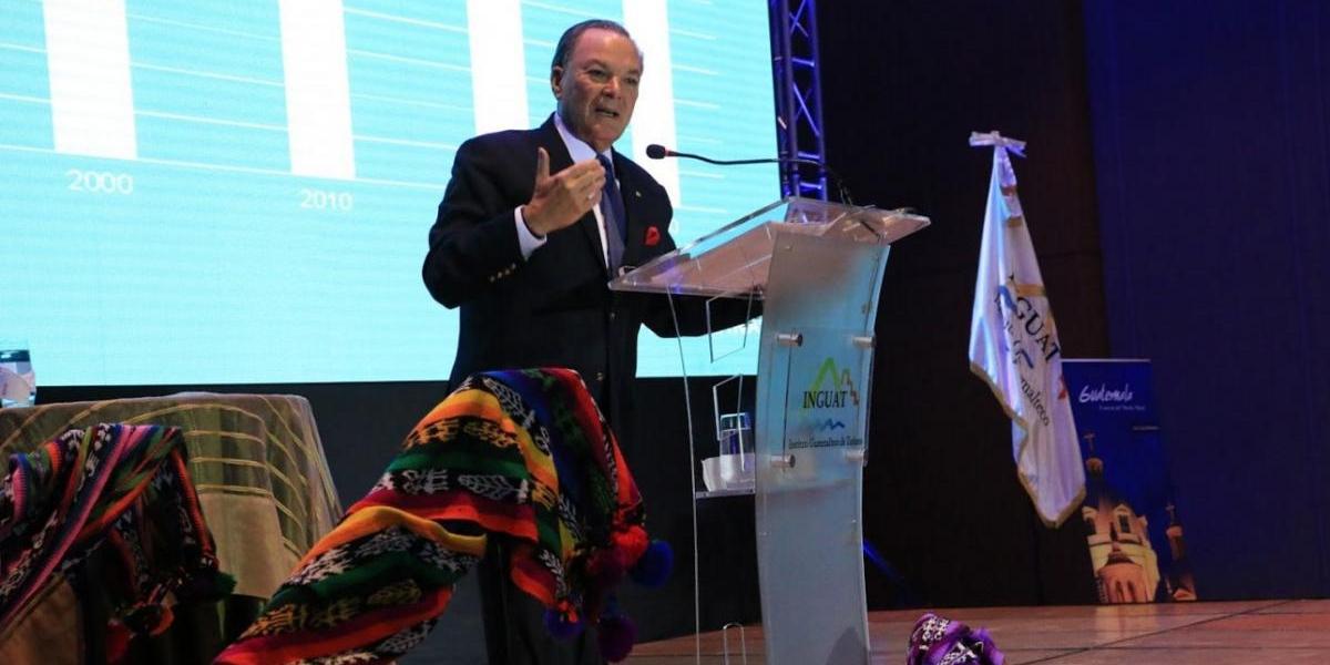 Presidente del grupo Punta Cana visitó Guatemala con un importante objetivo