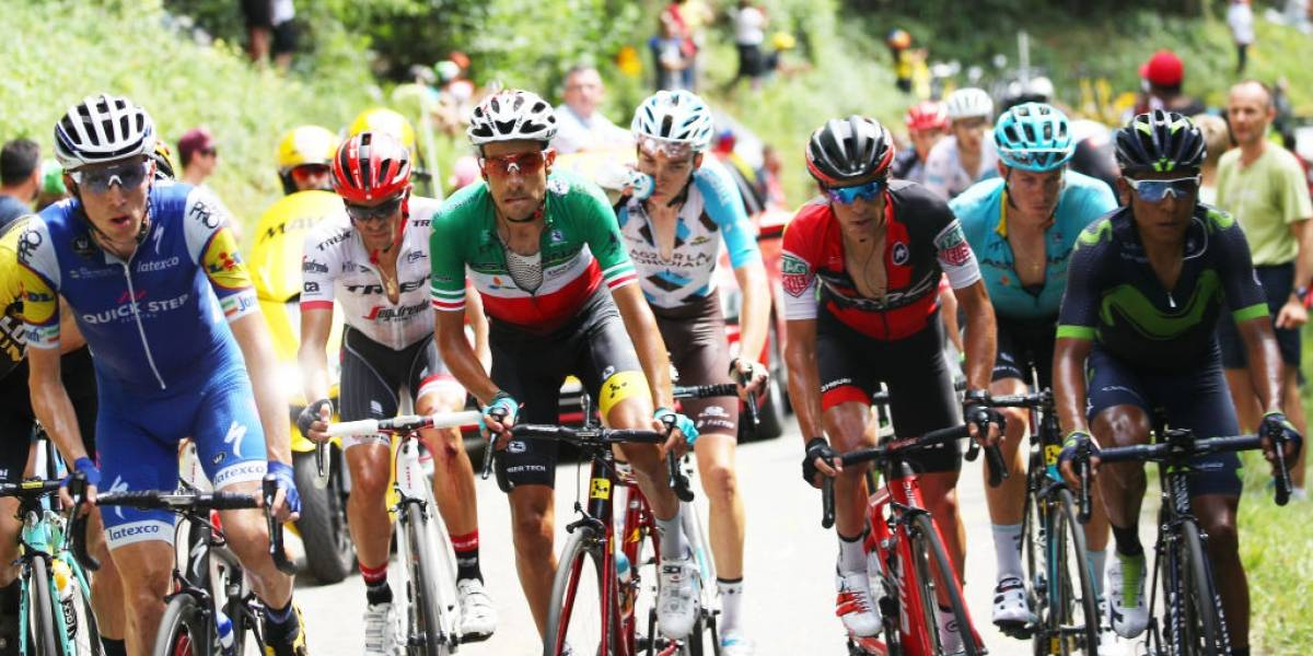 Un día de tregua en la etapa 10 del Tour de Francia