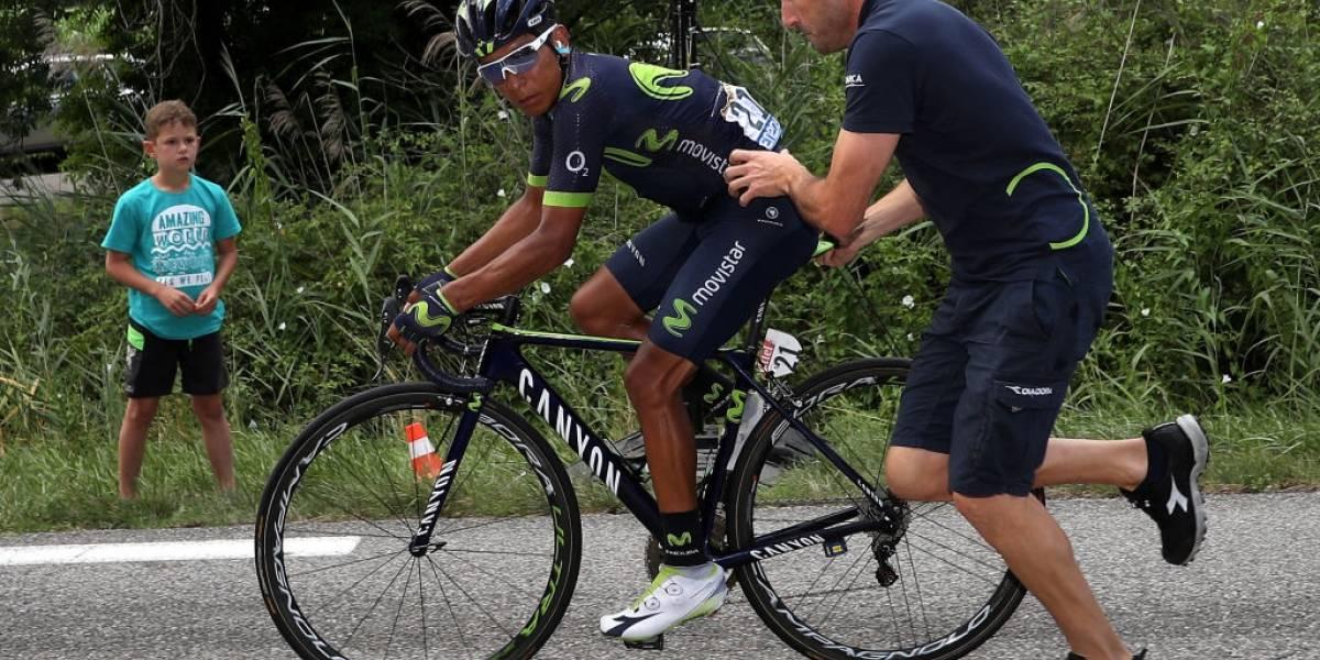 ¿Cuáles son las opciones de Nairo Quintana en el Tour de Francia?
