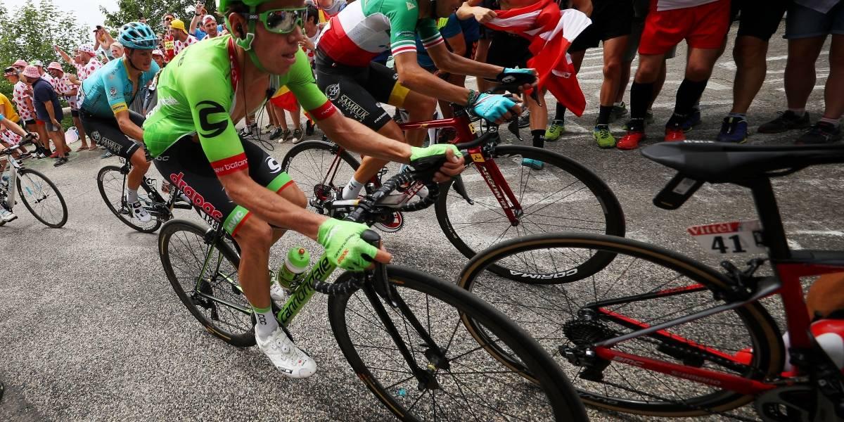 ¡Rigoberto Urán, segundo en la general del Tour de Francia!