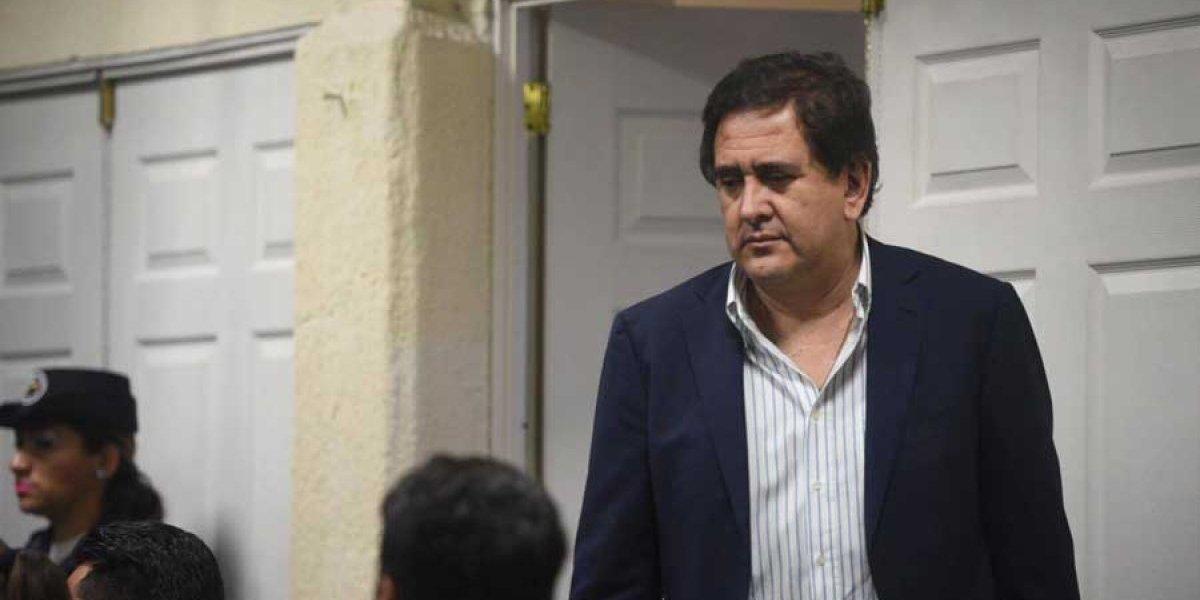 CC revoca arresto domiciliario otorgado a Gustavo Alejos en caso Negociantes de la Salud