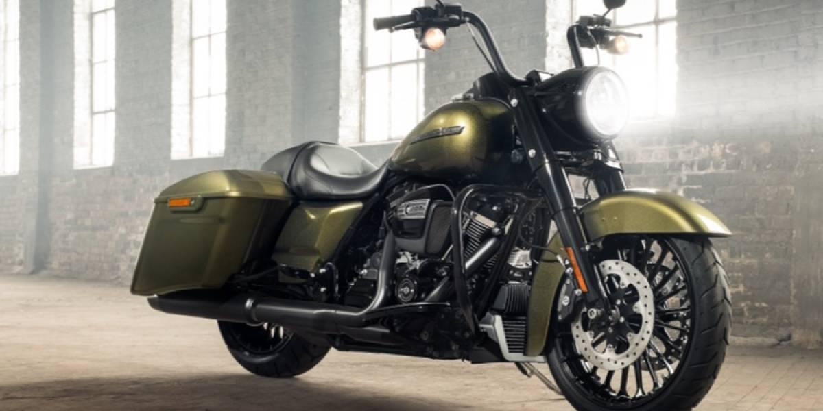 Harley-Davidson estrena por partida doble