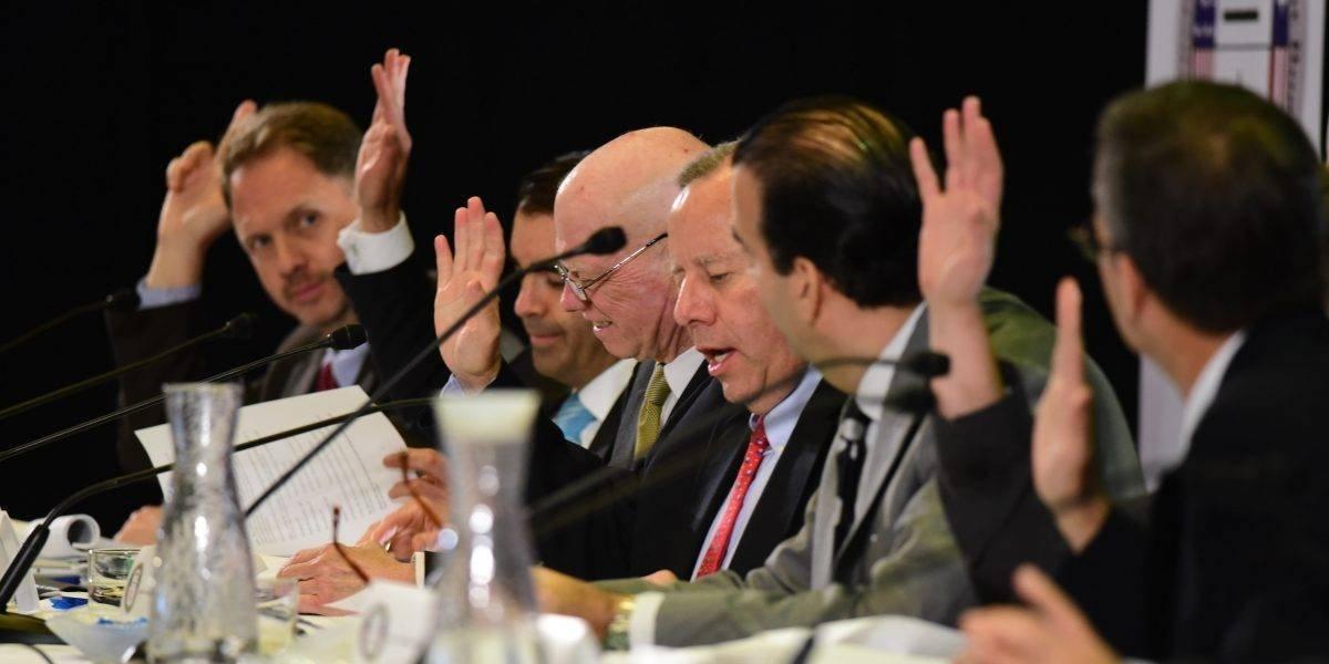 Junta publica informes financieros adicionales de miembros