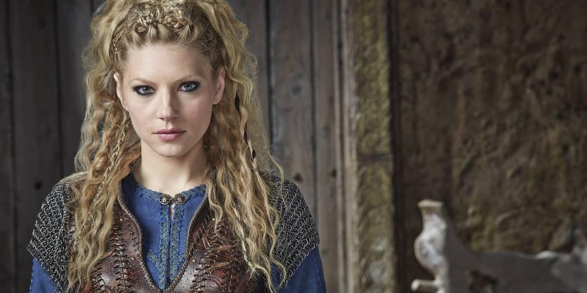 """""""Lagertha""""de""""Vikingos"""" podría estar en la nueva película de """"Harley Quinn"""""""