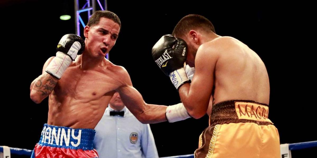 Con fecha la próxima pelea de Manny Rodríguez