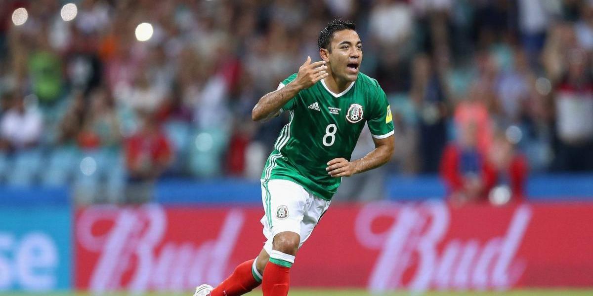 VIDEO: Gol de Marco Fabián, el mejor de la Confederaciones