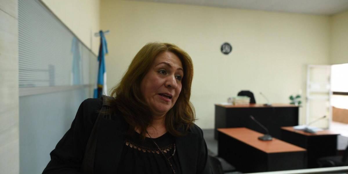 La exdirectora de la Policía Marlene Blanco llega sin abogado a una audiencia
