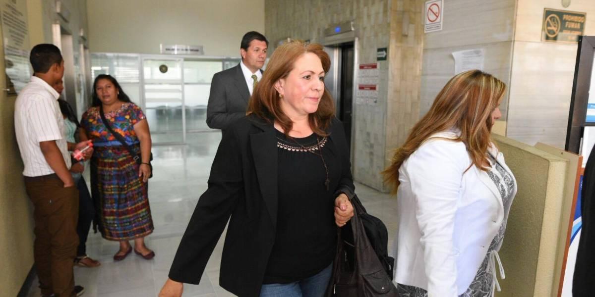 Exdirectora de la Policía Marlene Blanco Lapola espera un juicio y sigue en libertad