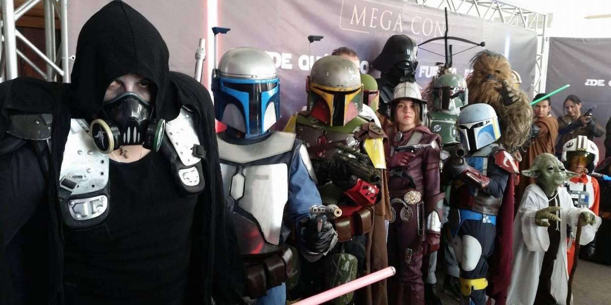 10 atracciones para disfrutar en la #MegaConGT de Star Wars
