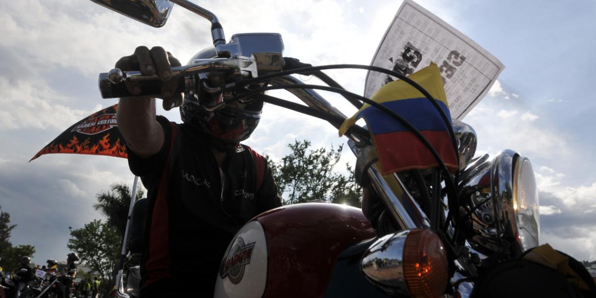 Si usted vive en Soacha, no podrá utilizar el parrillero en su motocicleta durante los fines de semana