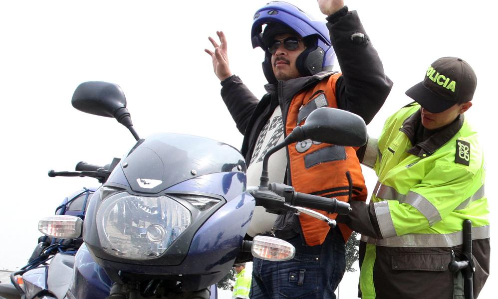 Una cuestión de velocidad: la solución para los motociclistas