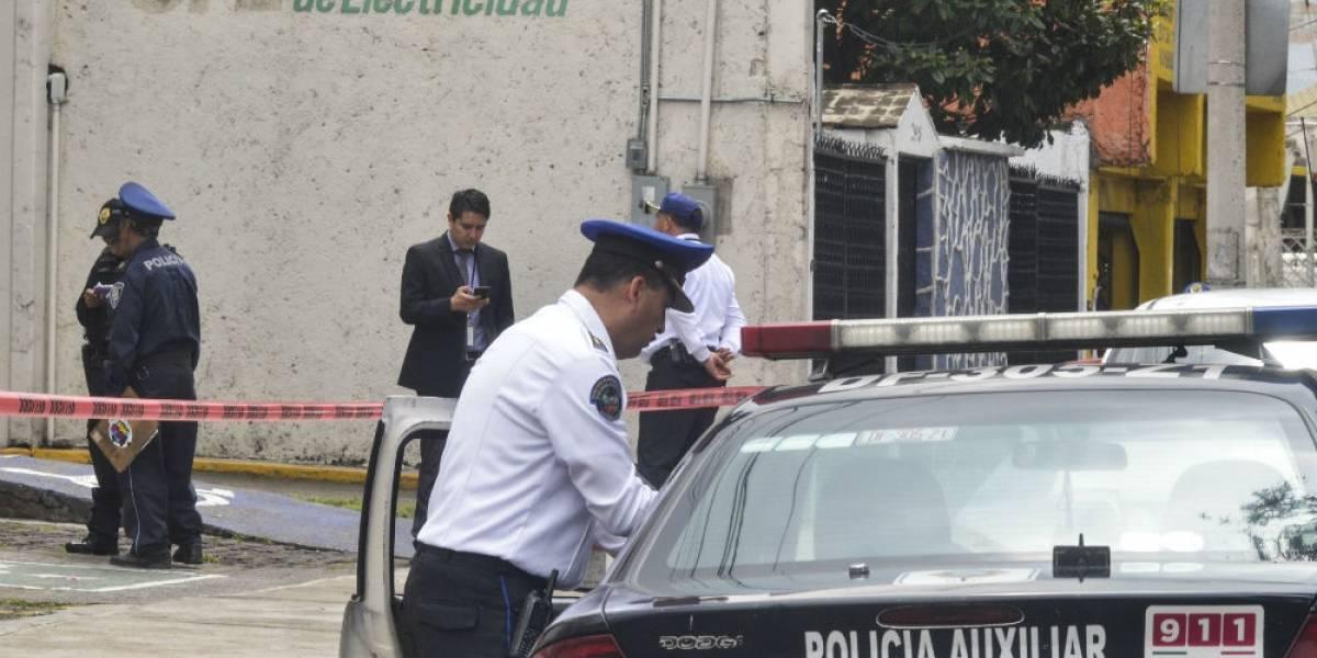 Pedro Reyes, el policía que murió al tratar de frustrar asalto en Coyoacán
