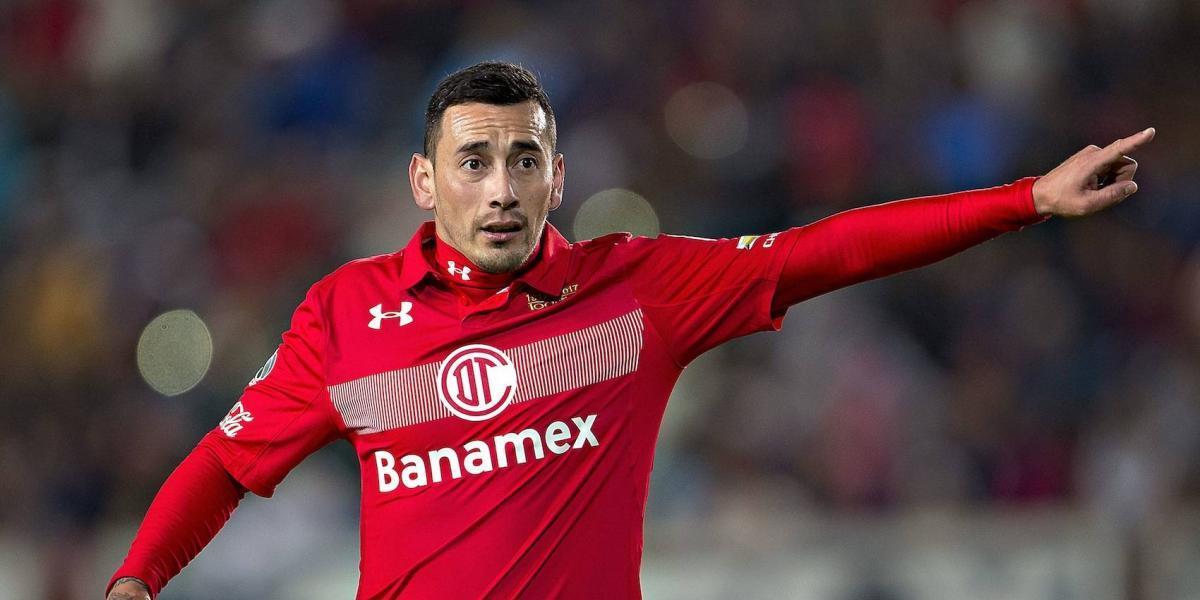 Rubens Sambueza vestirá a equipo de futbol mexicano