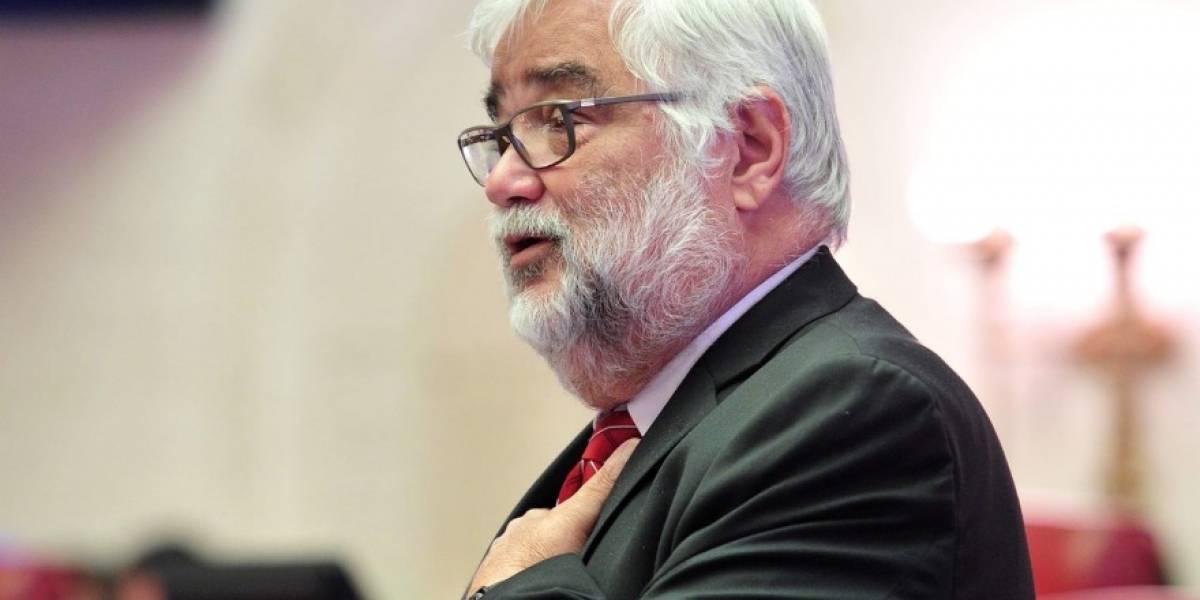 Divulgan estado de salud de senador Miguel Pereira