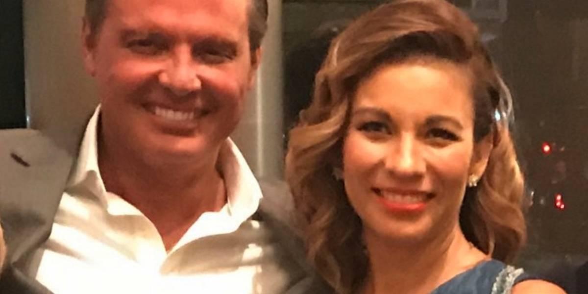 """Ingrid Coronado celebra su cumpleaños """"junto"""" a Luis Miguel"""