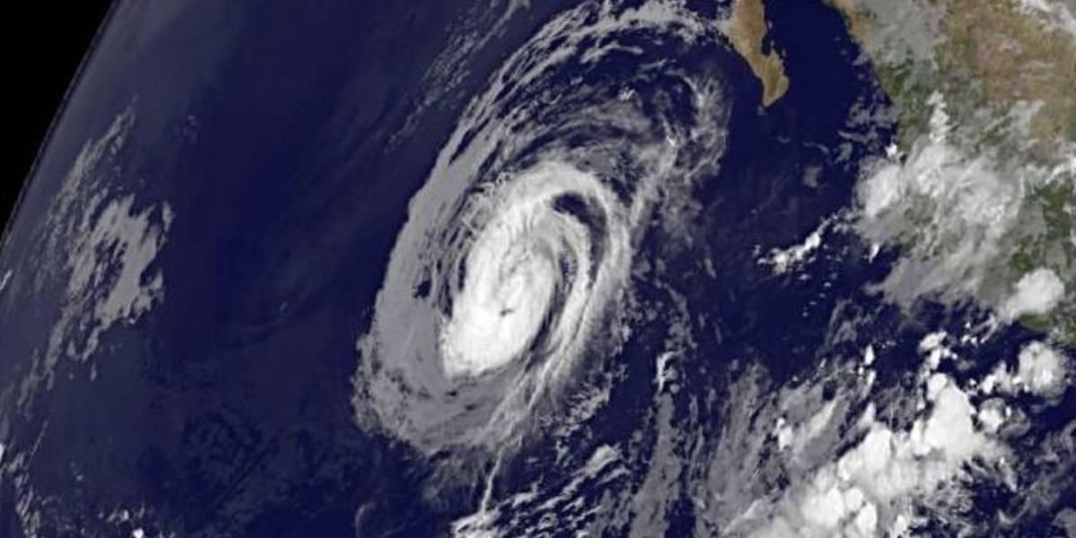 Huracán Eugene provocaría fuertes marejadas en California