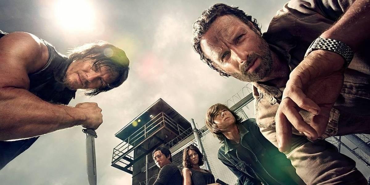 "Integrante de ""The Walking Dead"" murió tras saltar en paracaídas"
