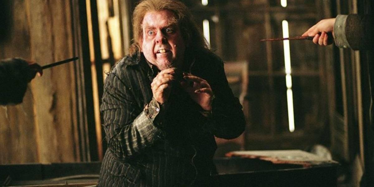 Actor de Harry Potter sigue impactando con su desmejorado aspecto