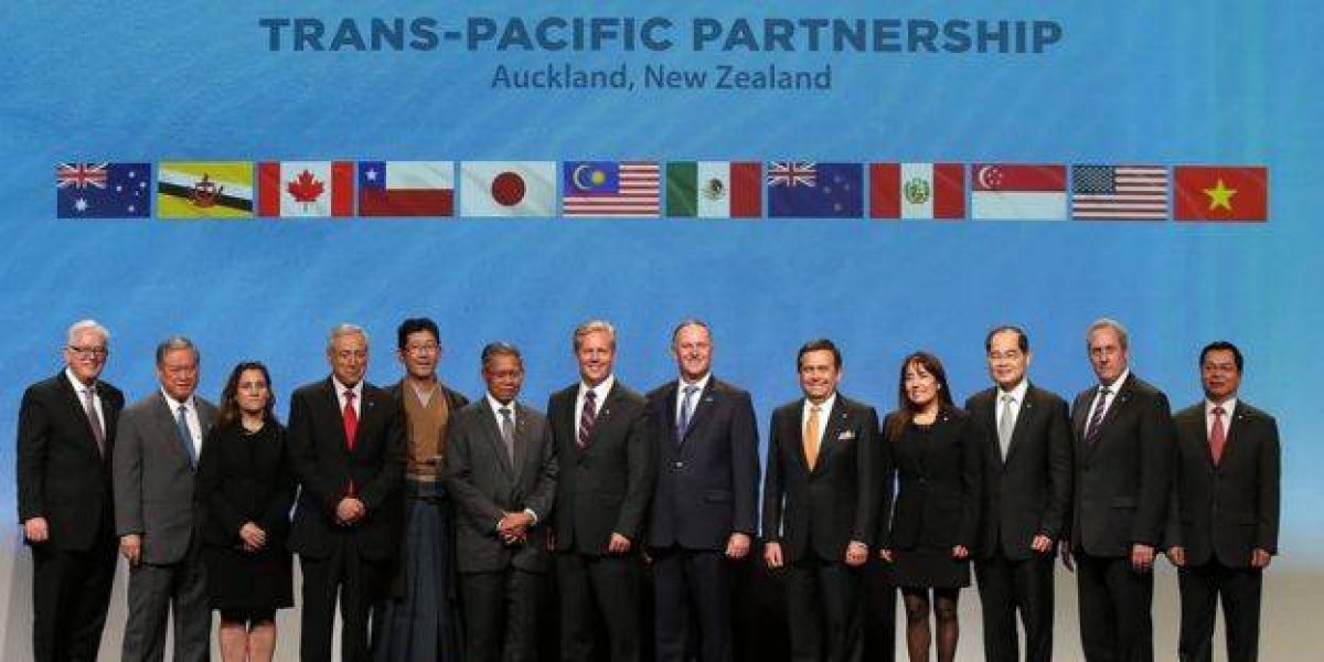 Renovado TPP sin EEUU se podría firmar en Chile