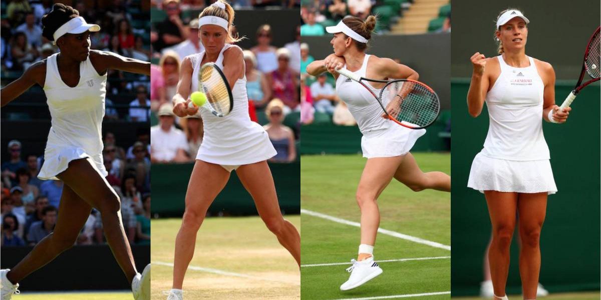 VOTA: ¿Qué jugadora es la mejor vestida de Wimbledon?