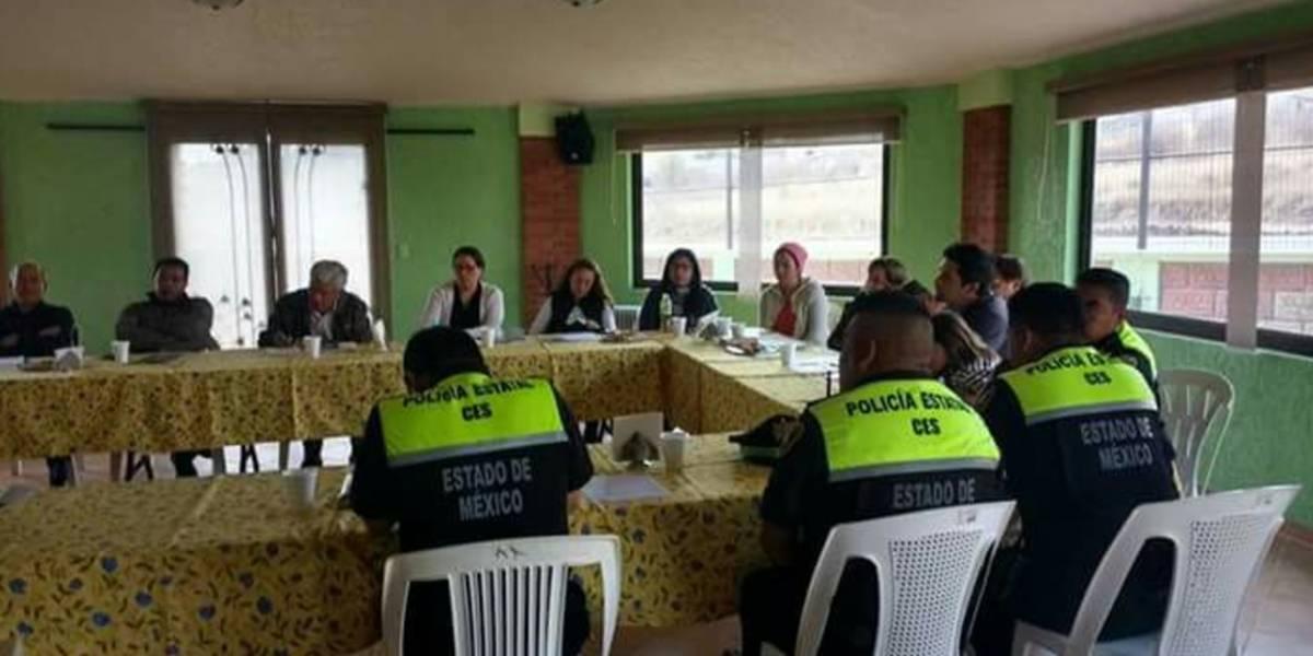 Implementantalleres de seguridad en Edomex para prevenir delitos