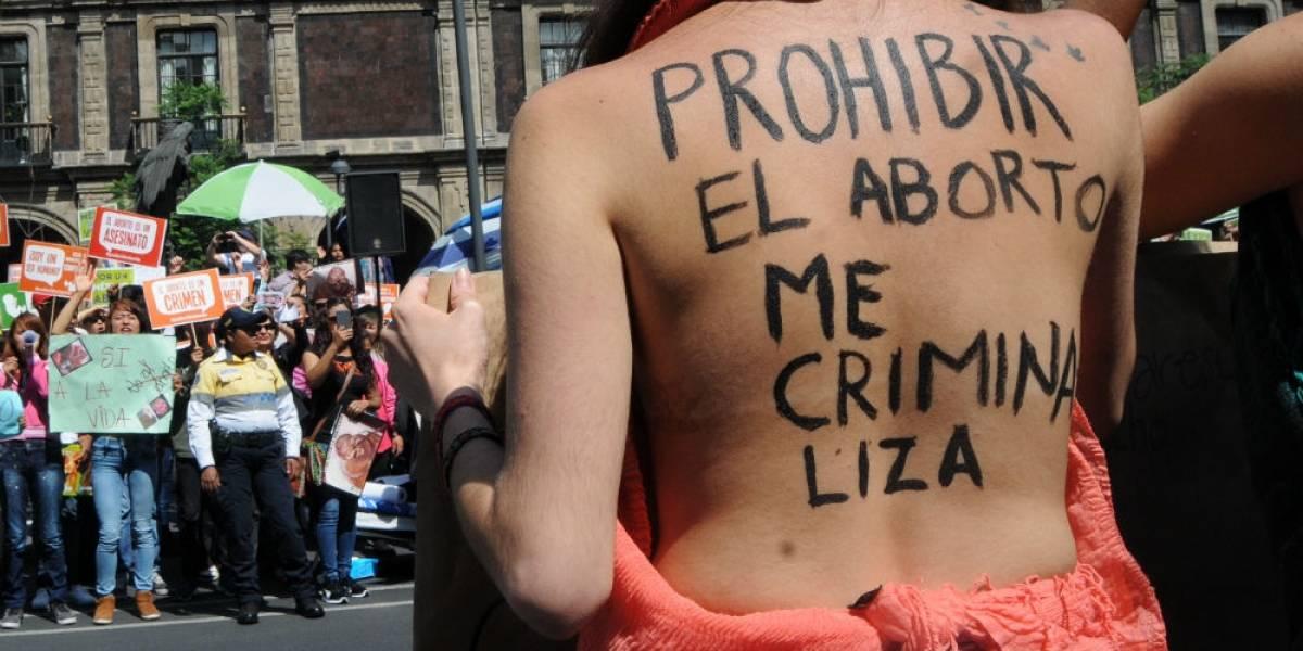 Detienen a joven por abortar en San Luis Potosí