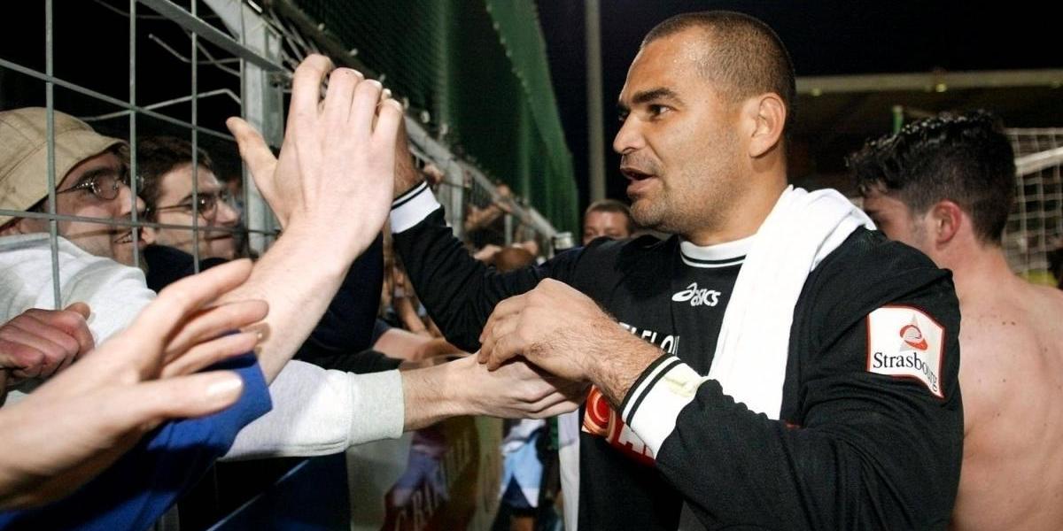 """Chilavert le ofrece combos a Ruggeri: """"Lo desafío a pelear a cinco rounds"""""""