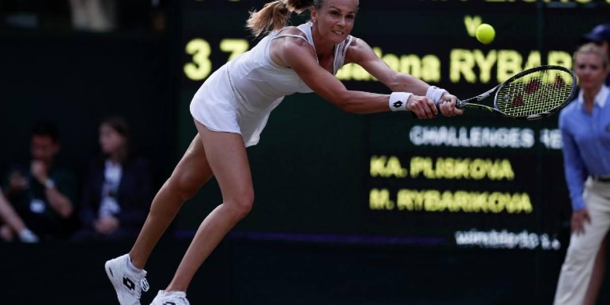 El tenis femenino tiene nueva número uno del mundo tras eliminación de Halep en Wimbledon